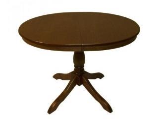 Раскладной круглый стол Романс  - Мебельная фабрика «Фран»