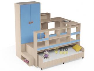 Детская  Кровать-подиум - Мебельная фабрика «UFOkids»