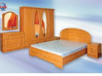 Спальный гарнитур «Эстрада» - Мебельная фабрика «Альянс»
