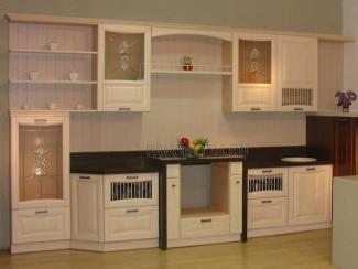 Кухонный гарнитур «Джульетта» - Мебельная фабрика «Фаворит»