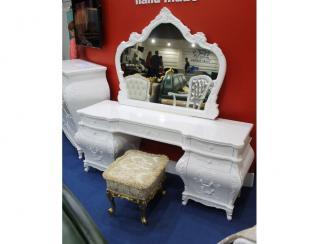 Мебельная выставка Москва: туалетный столик