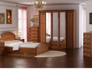 Спальня Адель - Мебельная фабрика «Славяна мебель», г. Москва