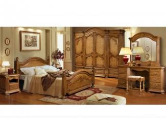 Спальня Босфор-Люкс 1 - Мебельная фабрика «Гомельдрев», г. - не указан -