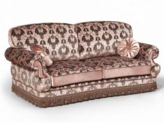 Небольшой прямой диван Венеция 3 1 1 - Мебельная фабрика «ALVI SALOTTI»
