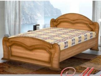 Кровать МДФ МК 15 - Мебельная фабрика «Уютный Дом»