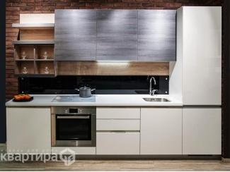Кухонный гарнитур Ольхон 2 - Мебельная фабрика «Квартира 48 (Камеа)»