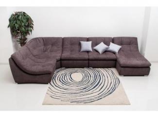 П-образный диван  - Мебельная фабрика «Новая мебель»