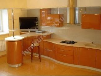 Вместительная мебель для кухни  - Изготовление мебели на заказ «Игал»