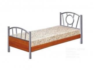 Кровать односпальная  - Мебельная фабрика «Tandem»