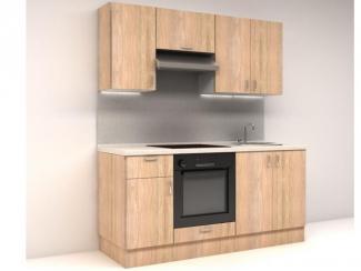 Кухня Дуб Сонома  - Мебельная фабрика «Моя кухня»