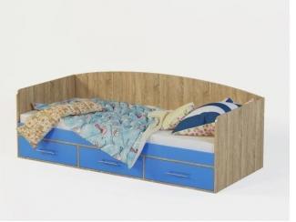 Кровать JOY TEENS   - Мебельная фабрика «GRIFON»