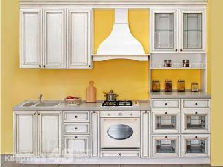 Кухонный гарнитур прямой Франческа 4 - Мебельная фабрика «Квартира 48 (Камеа)»