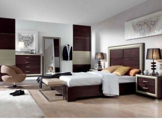 Спальный гарнитур 8 - Мебельная фабрика «Таурус»