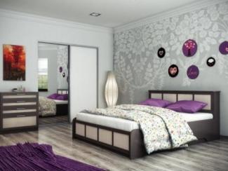 Спальный гарнитур СОЛО 27 - Мебельная фабрика «Балтика мебель»