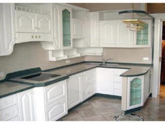 Кухня угловая Кантри 10 - Мебельная фабрика «ДСП-России»