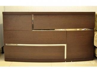 Комод оригинальный широкий - Мебельная фабрика «Абсолют»