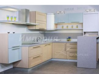 Кухонный гарнитур угловой CORTINA - Мебельная фабрика «Империя кухни», г. Одинцово