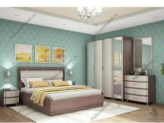 Спальный гарнитур Симона 1 - Мебельная фабрика «Пеликан», г. Пенза
