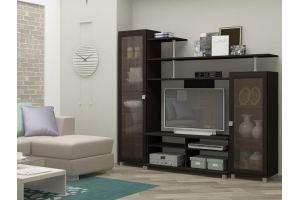 Идеальная гостиная стенка Техно - Мебельная фабрика «МиФ»