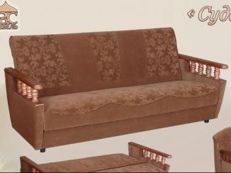Диван прямой Сударь книжка - Мебельная фабрика «Росмебель»
