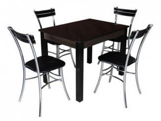 Обеденная группа BUONI-3 (стулья «Цезарь» 3д) - Мебельная фабрика «Ри-Ком»