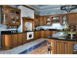 Кухня угловая Trieste - Мебельная фабрика «Zetta»
