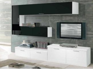 Черно-белая гостиная Сонна - Мебельная фабрика «Триана»