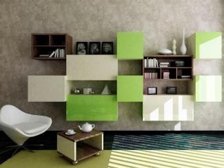 Гостиная стенка Модерн - Мебельная фабрика «GVARNERI»