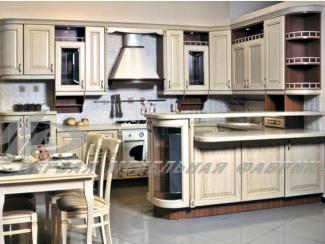 Кухонный гарнитур Позитано  - Мебельная фабрика «Первая мебельная фабрика»