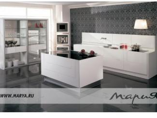 Кухонный гарнитур «Vertment» (Модерн) - Мебельная фабрика «Мария»