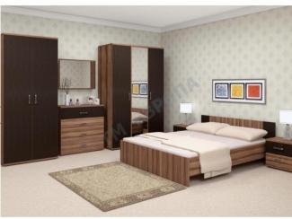 Спальня Вена - Мебельная фабрика «Европа»