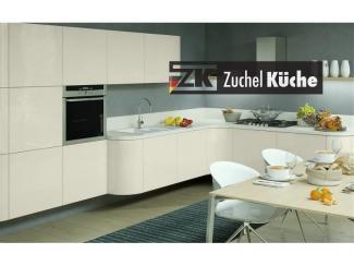 Кухонный гарнитур угловой Йена Айвори - Мебельная фабрика «Zuchel Kuche (Германия-Белоруссия)»