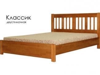 Кровать Классик - Мебельная фабрика «Массив»