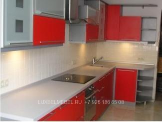 Кухня из дсп 1082 - Мебельная фабрика «Тамерлан-Стиль (ЛюксБелМебель)»