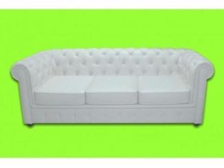Прямой диван Честер  - Мебельная фабрика «Уют»