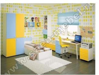 Детская 4 - Мебельная фабрика «SaEn»