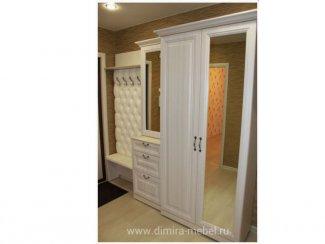 Белая прихожая - Мебельная фабрика «Dimira»
