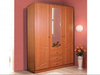 Шкаф Венеция 4 трехдверный - Мебельная фабрика «21 Век»