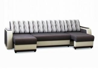 Диван Алтай П-образный    - Мебельная фабрика «Царицыно мебель»