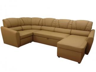 Большой п-образный диван Виктория - Мебельная фабрика «Галактика», г. Москва