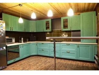 Большая угловая кухня  - Мебельная фабрика «Гранд-МК»