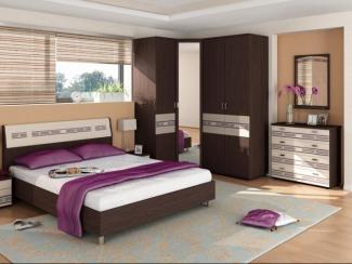 Спальный гарнитур Ривьера - Мебельная фабрика «Витра»