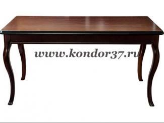 Стол журнальный 4 - Мебельная фабрика «Кондор»
