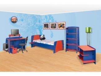 Детская Д9 - Мебельная фабрика «Вестра»