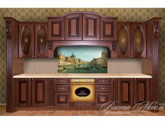 Кухня прямая Капителия - Изготовление мебели на заказ «Виста мебель»