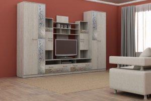 Гостиная Соната 2 - Мебельная фабрика «Велес»