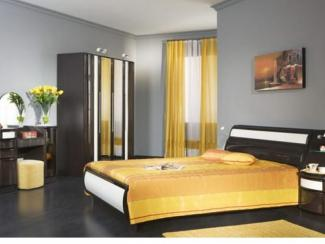 Спальня Новелла-42  - Мебельная фабрика «Мебель Черноземья»