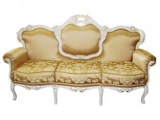 Трехместный диван SAN MARCO - Мебельная фабрика «Record Bedding»