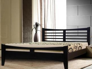 Кровать Бали 1 массив бука - Мебельная фабрика «Диамант-М»