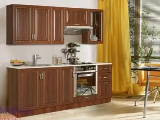 Кухня прямая Гурман 1 - Мебельная фабрика «Мебель-маркет»